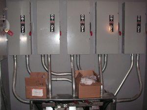 Commercial Service Panels